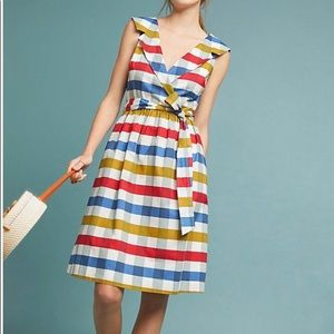 Anthropologie Maeve - Picnic Dress